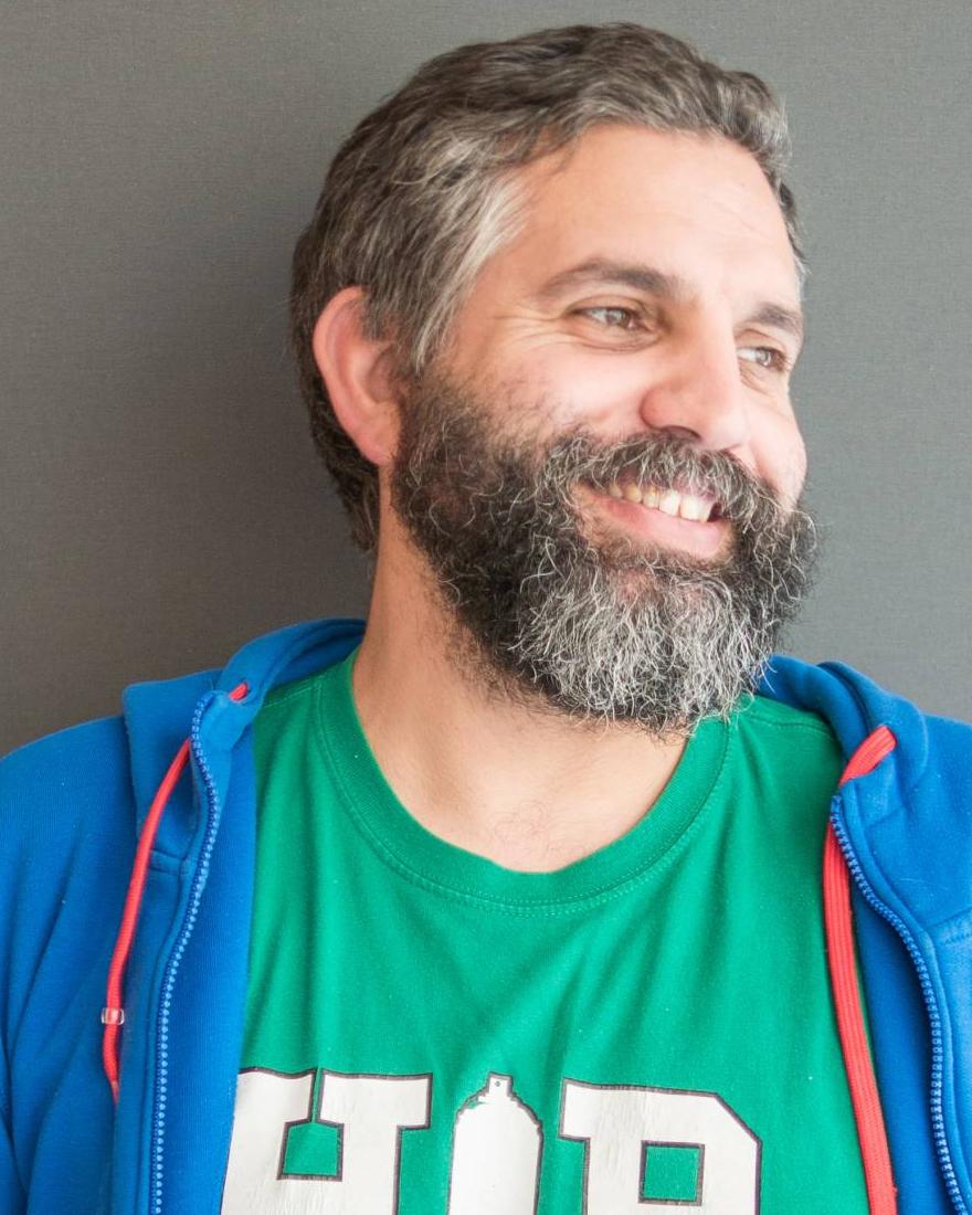 David Cuartielles
