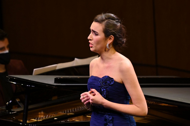 La española Carmen Artaza gana el primer premio del 58º Concurso Tenor Viñas